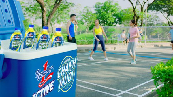 TVC Active Chanh Number One